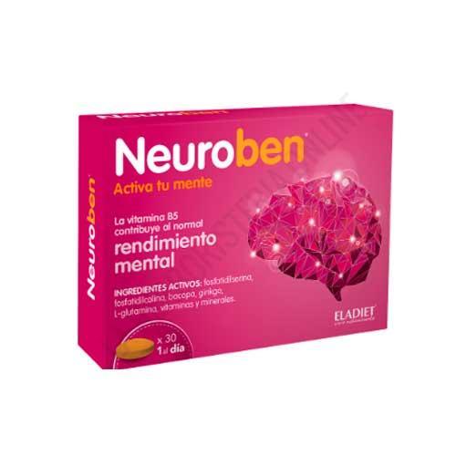 Neuroben Eladiet 30 comprimidos -
