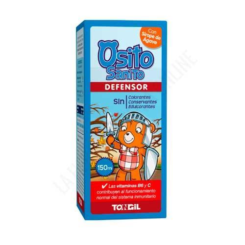 NUEVO Osito Sanito Defensor Tongil 150 ml.