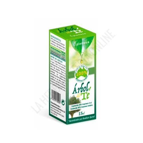 Aceite esencial Árbol Te tea tree 100% natural australiano Plameca 15 ml.