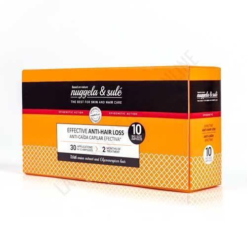 Pack Ahorro Anticaída Intensivo 10 ampollas de 10 ml. Nuggela & Sule