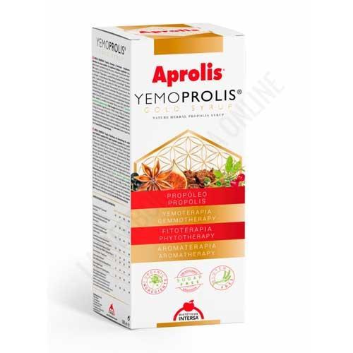 Aprolis Yemoprolis Gold Syrup Intersa 500 ml.
