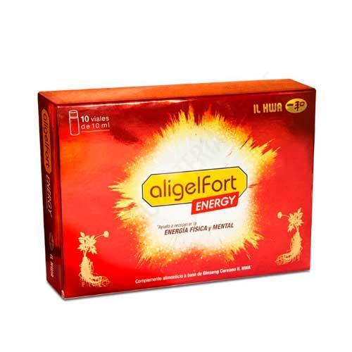 Aligel Fort Energy (antiguo Arangi) ginseng IL HWA Tongil 10 Viales