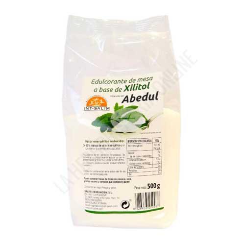 Azucar de Abedul Xilitol Intsalim 500 gr. -