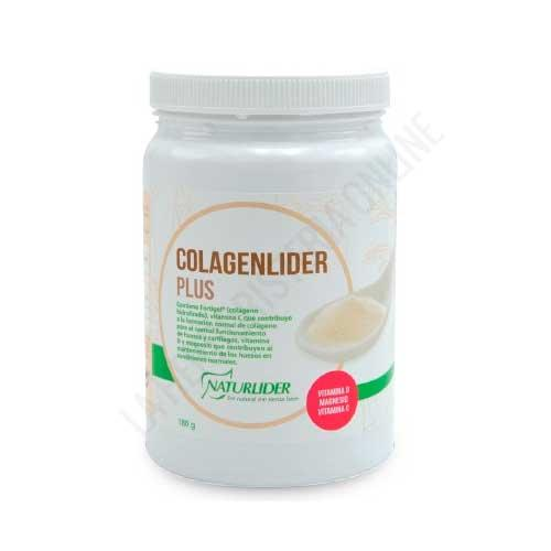 OFERTA Colagenlider Plus Colageno Hidrolizado sabor cítricos Naturlider 180 gr.