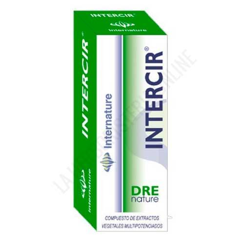Intercir Drenature Internature 30 ml.