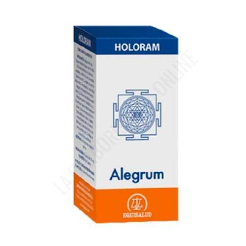 Holoram Alegrum Equisalud 60 cápsulas -
