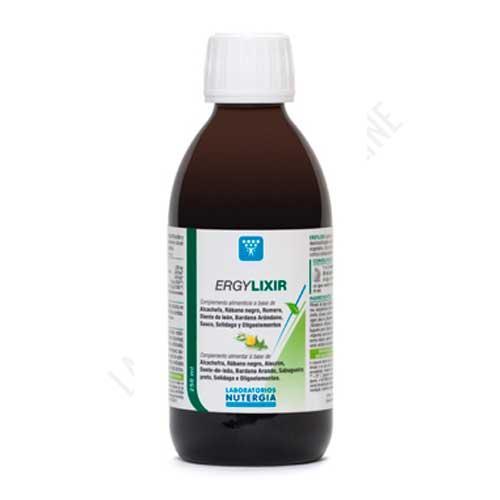 Ergylixir depurativo hepático Nutergia 250 ml.