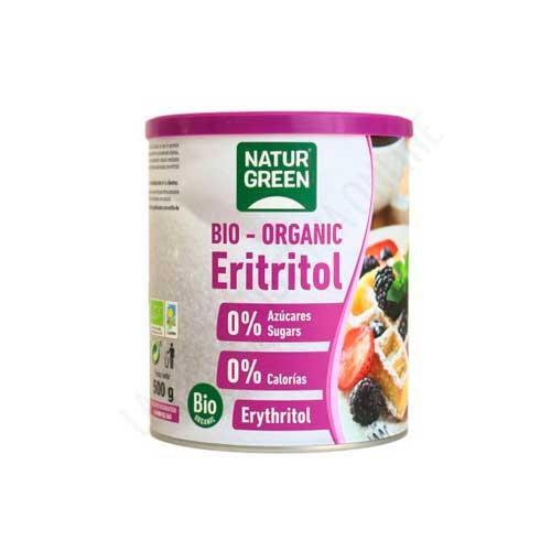 OFERTA DEL MES Eritritol BIO Naturgreen 500 gr.