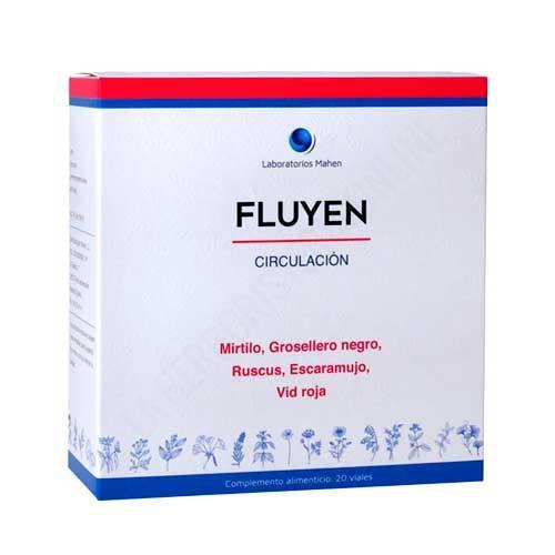 Fluyen Mahen 20 viales