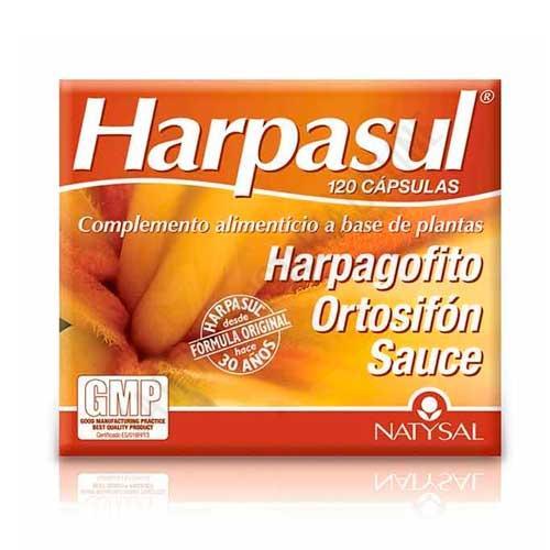 Harpasul articulaciones Natysal 120 cápsulas