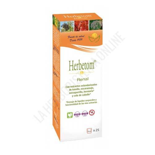 Herbetom 5 R-V Renal Bioserum jarabe 250 ml.