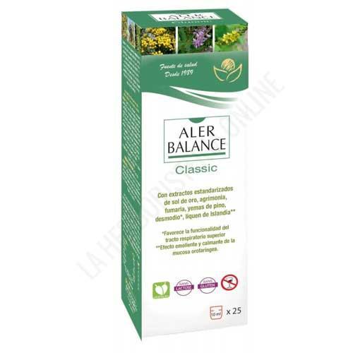 OFERTA Jarabe alergia AlerBalance Bioserum 250 ml. - El jarabe Alerbalance de Bioserum a base de plantas, vitaminas y minerales ayuda a fortalecer las defensas, depurar el organismo y a mejorar la respuesta a agentes externos por su efecto antihistamínico.