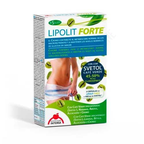 Lipolit Forte con Svetol Intersa 60 cápsulas