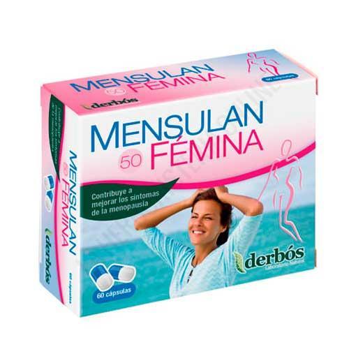 Mensulan 50 Femina Derbos 60 cápsulas -