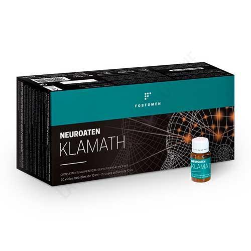 Neuroaten Klamath (antes Fosfomen Memory con Klamath) Herbora 20 viales