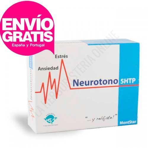 OFERTA CON ENVIO GRATIS Neurotono 5-HTP Montstar Espa Diet 45 cápsulas