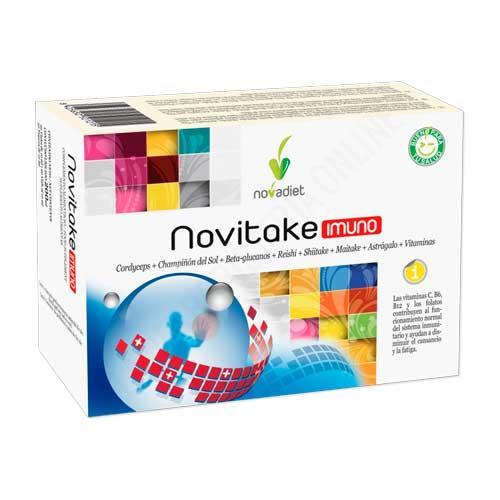 NUEVO Novitake Imuno Novadiet 20 viales