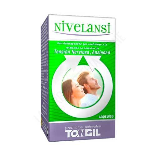OFERTA NUEVO Nivelansi Tongil con Ashwagandha y ProbioStress® 40 cápsulas