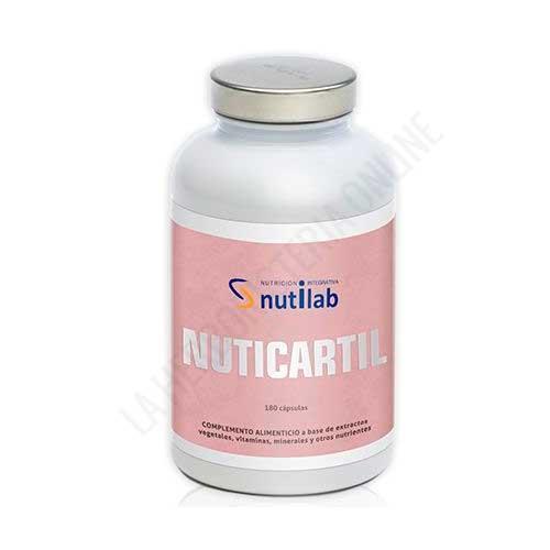 Nuticartil Nutilab 180 cápsulas