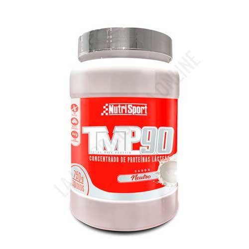 Proteínas TMP 90 (antes proteínas 90) Nutrisport sabor neutro bote 750 gr.