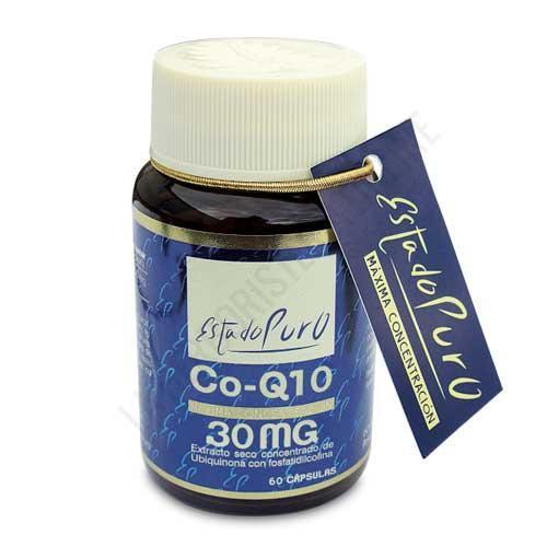 Coenzima Q10 Kaneka 30 mg. Estado Puro Tongil 60 cápsulas -