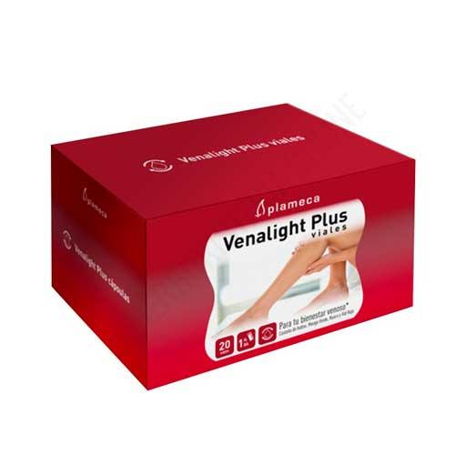 OFERTA Venalight Plus Plameca 20 viales abrefácil