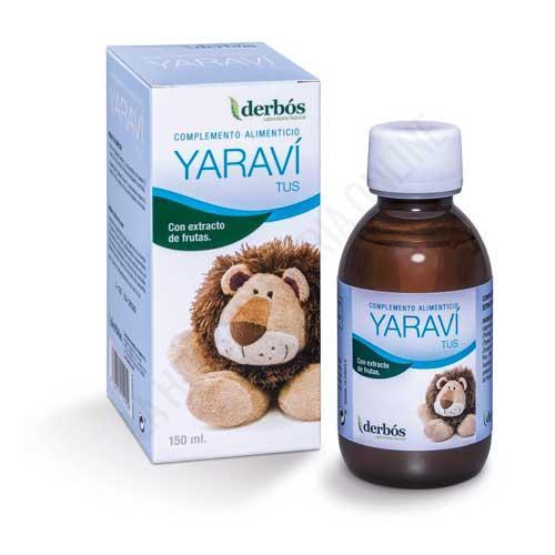 Yaravi Tus jarabe infantil Derbos 150ml.