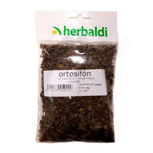 Ortosifón planta triturada Herbaldi bolsa 40gr.