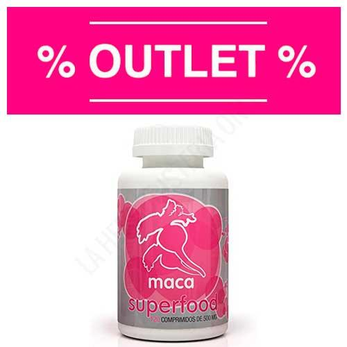 OUTLET Energía y Vigor - Maca Andina 500 mg. Energyfeelings 120 comprimidos