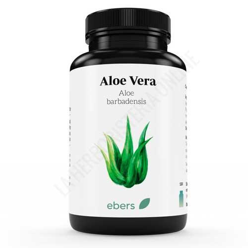 OFERTA Aloe Vera 500 mg. Ebers (antes Botanica Nutrients) 60 comprimidos - NUEVA PRESENTACIÓN. Los comprimidos de Aloe Vera Ebers mantienen la misma formulación y proceso de fabricación / estándares de calidad que sus predecesores (Botanica Nutrients) ahora con una imagen renovada.