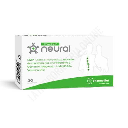 Plactive Neural UMP Pharmadiet 20 comprimidos -
