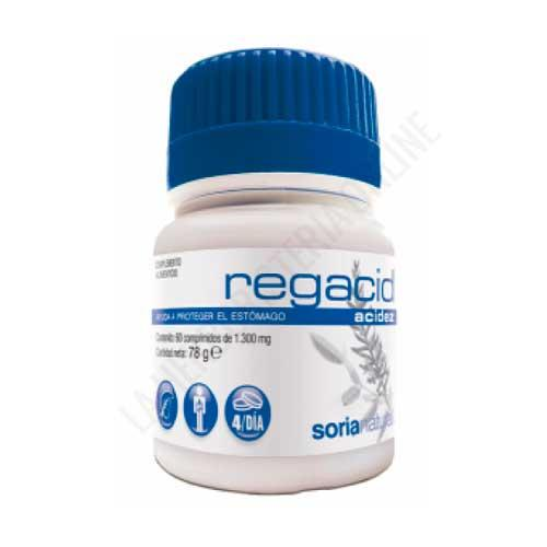 Regacid Soria Natural 60 comprimidos