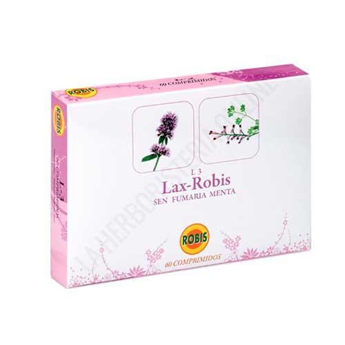 Lax 3 L3 Tránsito intestinal Robis 60 comprimidos -