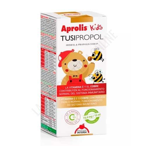 Aprolis Kids TusiPropol jarabe infantil vías respiratorias Intersa 105 ml.