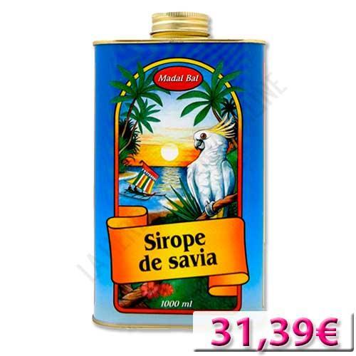OFERTA Sirope de Savia Madal Bal 1 litro