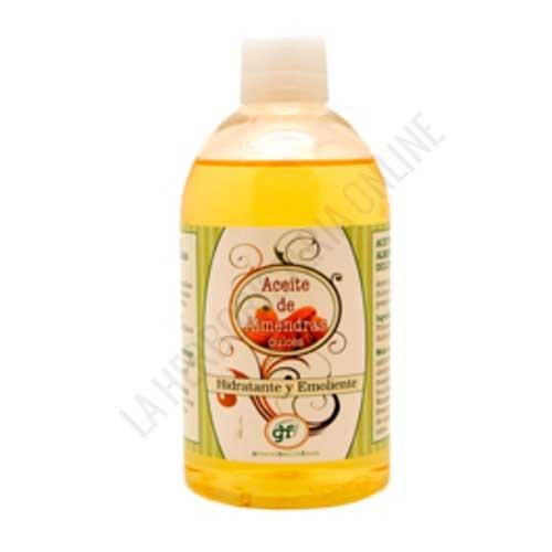 Aceite de Almendras dulces Sotya 500 ml. - El Aceite de Almendras dulces Sotya suaviza y aporta elasticidad a la piel, ideal para todo tipo de pieles, incluso pieles secas y escamosas.