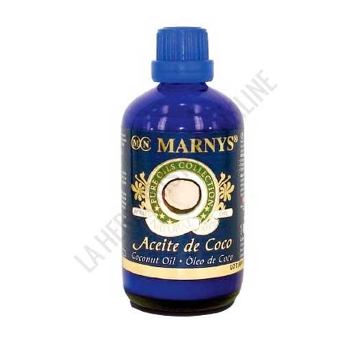 Aceite de Coco coroporal Marnys 100 ml. -