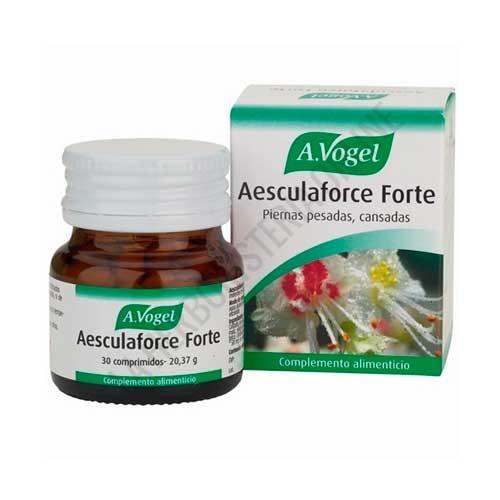 Aesculaforce Forte Piernas Pesadas y Cansadas A. Vogel 30 comprimidos