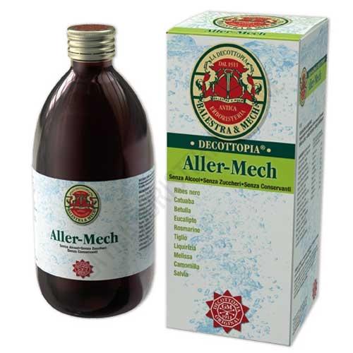 Aller Mech La Decottopia Balestra & Mech jarabe 250 ml. - Aller Mech de La Decottopia es un jarabe natural a base de 10 plantas que contribuye a la previsión y alivio de los síntomas propios de la alergia funcional y estacional. PRODUCTO DESCATALOGADO POR EL LABORATORIO FABRICANTE.
