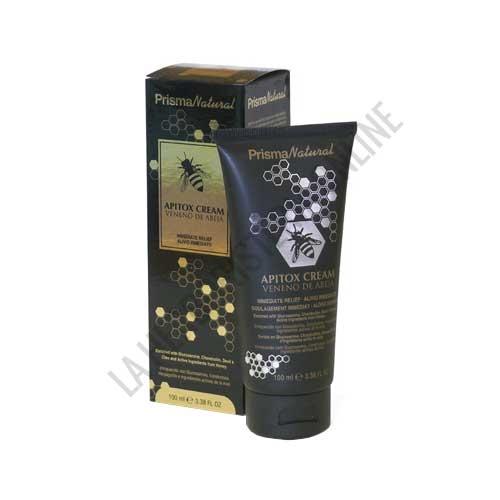 OFERTA Apitox Cream Crema muscular Veneno de Abeja Prisma Natural 100 ml.