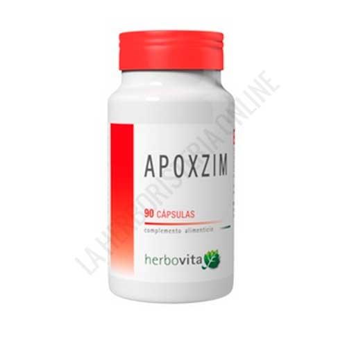 Apoxzim Herbovita 90 cápsulas -