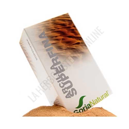Arcilla superfina uso interno Soria Natural 250gr - La arcilla superfina de uso interno Soria Natural  constituye un producto altamente terapeútico de extraordinaria pureza. PRODUCTO DESCATALOGADO POR EL LABORATORIO FABRICANTE.