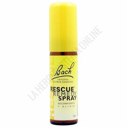 Rescue Remedy Spray Spray Rescate Bach Original 20 Ml Flower