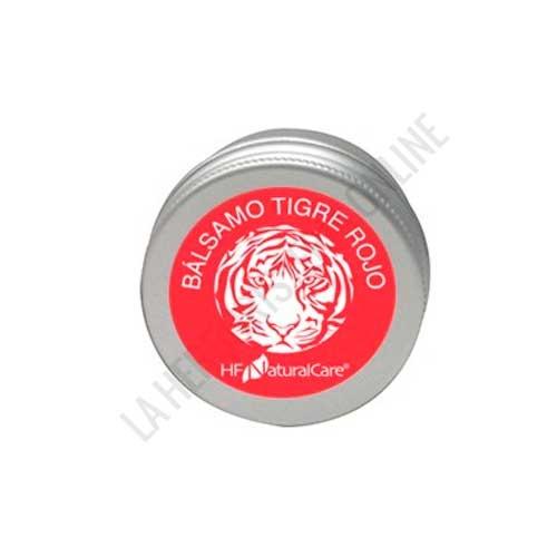 NUEVO Bálsamo del Tigre Rojo BIO HF Natural Care 18 ml. - NUEVO El Bálsamo del Tigre Rojo HF Natural Care es un bálsamo tradicional que resulta de ayuda para calmar el dolor articular y cervical y tiene además un efecto balsámico sobre las vías respiratorias. Por su efecto calor, se utiliza ampliamente para la práctica deportiva.