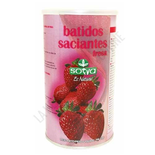 Batido Saciante sustitutivo sabor Fresa Sotya 700 gr.