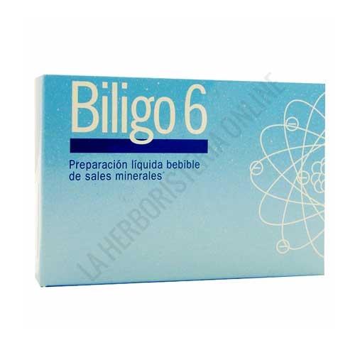 Biligo 6 Azufre Artesanía Agrícola 20 viales -
