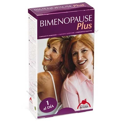 Bimenopause Plus Intersa 30 cápsulas