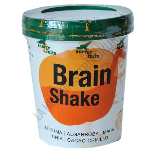 Batido Rendimiento Intelectual Brain Shake Superfoods Energy Fruits 250 gr.