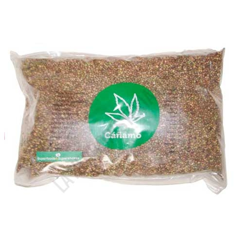 Cáñamo semilla Ecológica Superfoods Energy Fruits 1 Kg. -