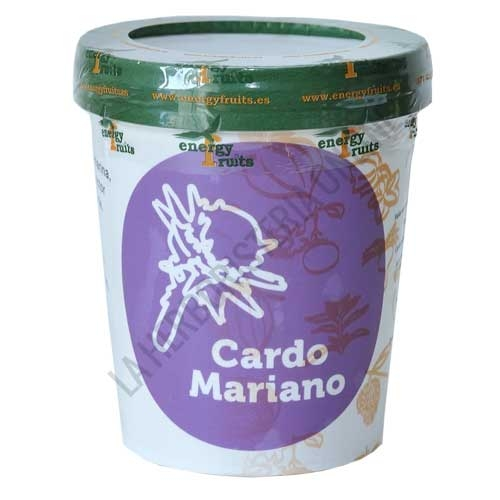 Cardo Mariano semilla compacta Ecológico Superfoods Energy Fruits 250 gr. -
